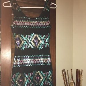 Gorgeous sequence dress